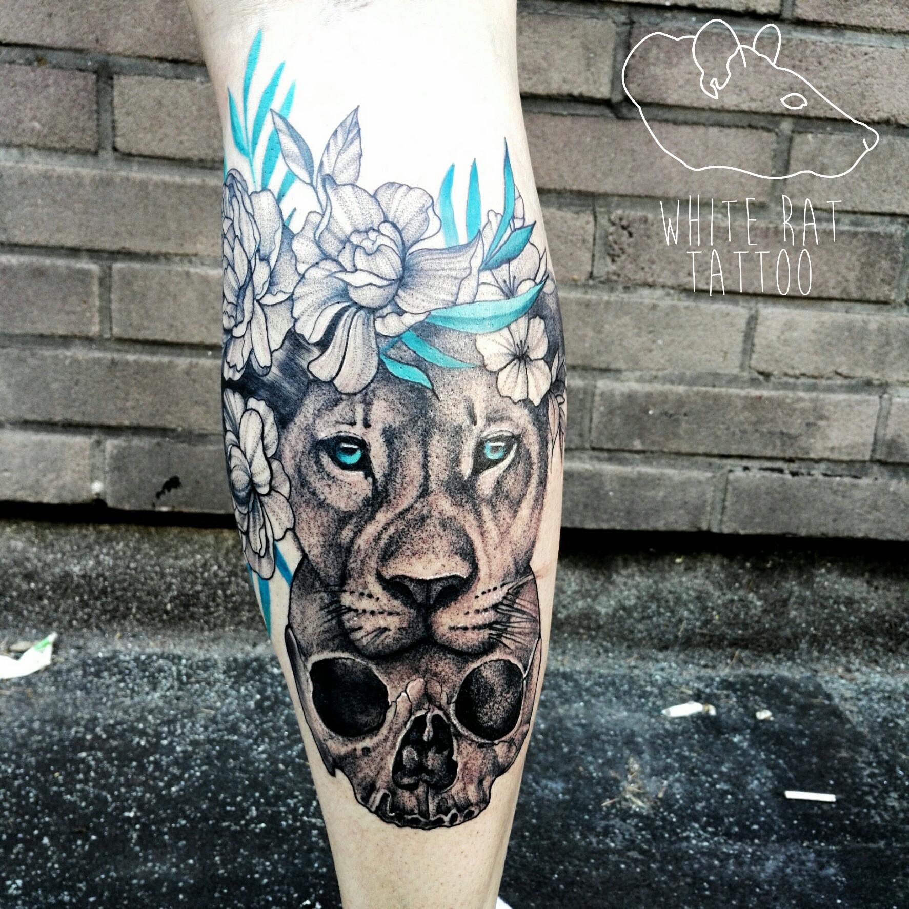 Studio Tatuażu White Rat Tattoo Agata Kacperczyk